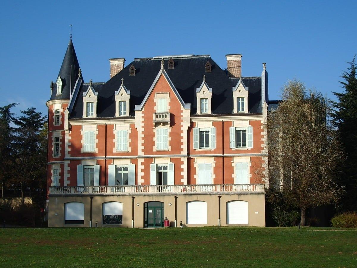 château de Déomas Annonay